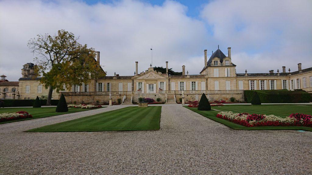 Les jardins du Château Beychevelle