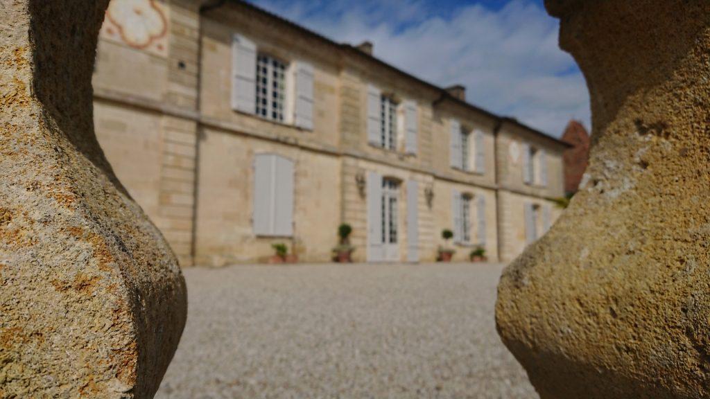 Flou artistique au Château Lassègue