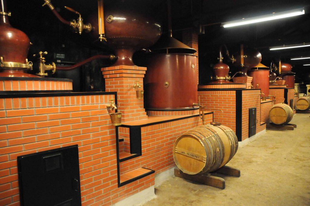 Hennessy distillation