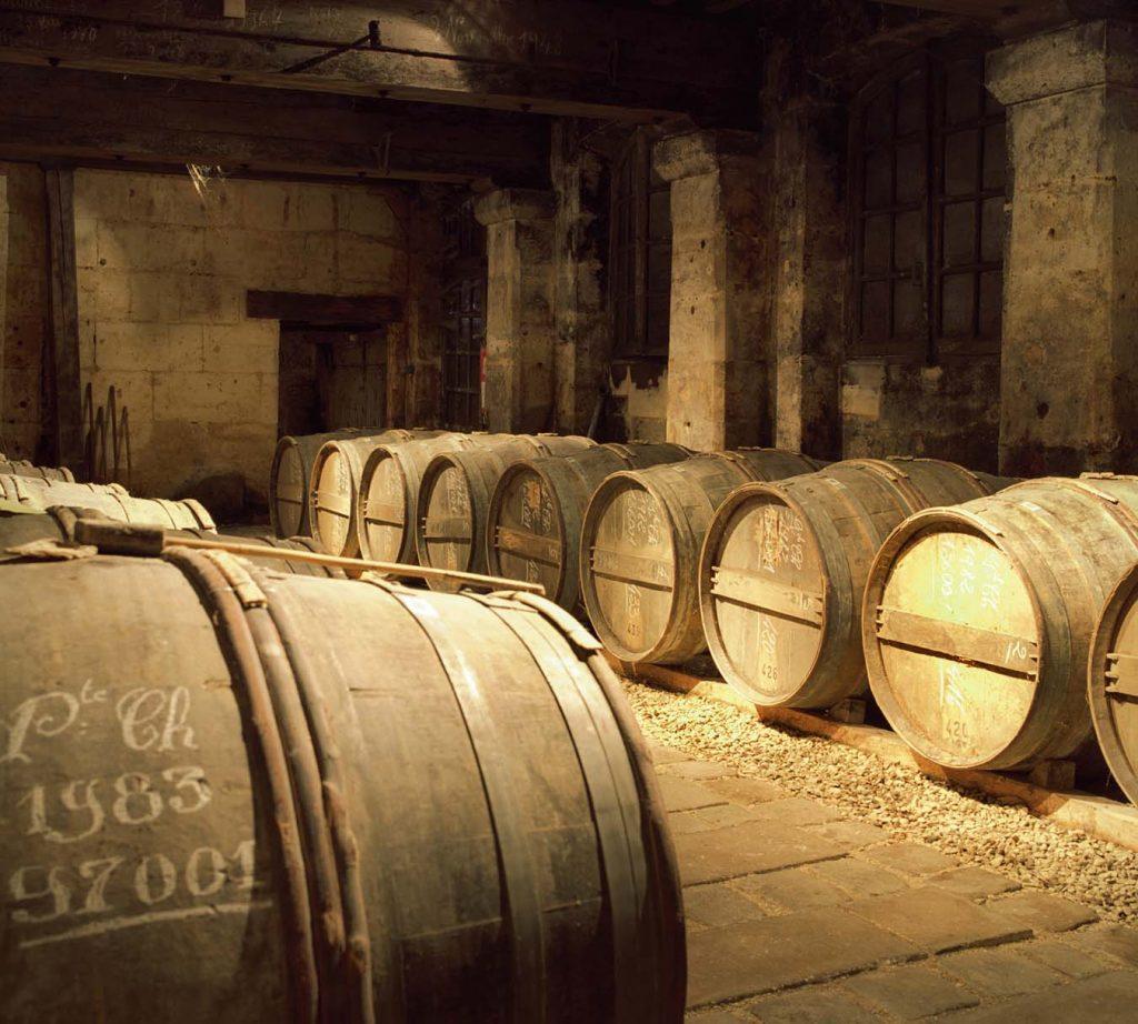 Vieux cellier de Cognac